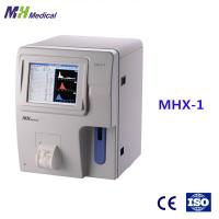 Buy cheap China supplier medical lab equipment MHX-1 3 part differential blood cell counter hematology analyzer from wholesalers