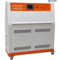 Buy cheap Environmental Safe Touch Screen UV Aging Test Chamber Easy To Operate from wholesalers