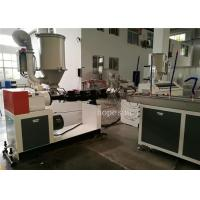 Buy cheap 380V 50HZ Plastic Extrusion Machine Windows Doors Profiles Door Boards 3 Phase from wholesalers