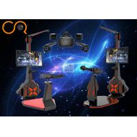 High Power Virtual Reality Simulator , Target Vr Shooting Simulator For Entertainment