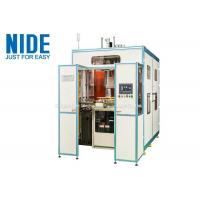 Buy cheap 380V Automatic Electric Motor Stator Winding Machine Insering Combined Machine from wholesalers