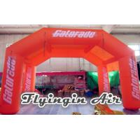 Buy cheap Advertising Inflatable Frame Tent, Inflatable Stage Cover Structure, Inflatable Tunnel from wholesalers