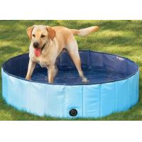 Buy cheap Cool Pup Splash About Dog Paddling Pool PVC Tarpaulin Smooth Surface from wholesalers