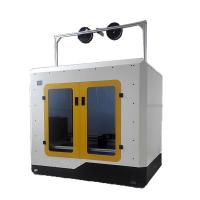 Buy cheap 750*750*750mm Large Industrial 3D Printer Machine with Print Resuming & Filament supply Detecting from wholesalers