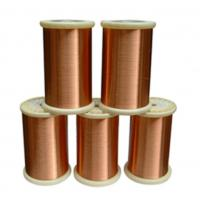 Buy cheap Stranded Copper Conductor Copper Plated Aluminum Wire High Temperature Resistant from wholesalers