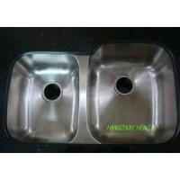 Buy cheap Double Bowl Stainless Steel Sink from wholesalers