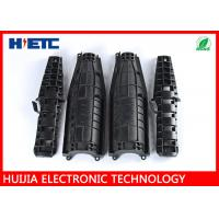 Buy cheap Outdoor fiber splice enclosure Kit For 1 - 1/4 Inch Feeder Cable fibre optic cable jointing product