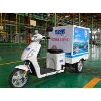 Buy cheap three wheel electric scooter for cargo from wholesalers