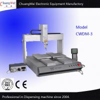 Buy cheap 450W Automated Dispensing Machines Glue Dispensing Robot Assembly Line from wholesalers
