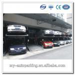 Buy cheap Mini Car Lift Mobile Car Garage Automatic Car Parking Syste Luna Park Equipment from wholesalers