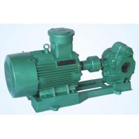 Buy cheap Organic Petrochemical Hot Oil Pumps , PTFE Dynamic Seal Oil Transfer Pump product