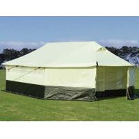 Buy cheap refugee tent relief tent from wholesalers