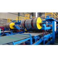 Buy cheap EPS Stuffing Material Sandwich Panel Production Line 7.5 M Available Length from wholesalers