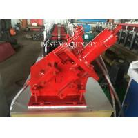 Buy cheap 380V Stud And Track Roll Forming Machine , Gypsum Board Light Steel Keel U Track Making  Machine from wholesalers
