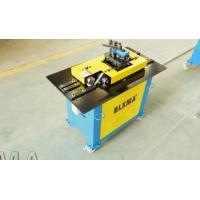 Buy cheap BLKMA HVAC duct Pittsburgh lock forming machine LC-12DR LC-12M from wholesalers