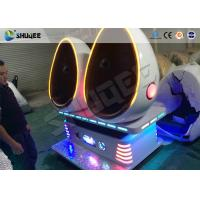 Buy cheap VR Glasses 9D Movie Theater Mobile Egg Shaped 9D Simulator Cinema Chairs product