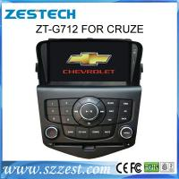 Buy cheap Hot Selling!!! Auto radio car dvd for Chevroet Cruze with bluetooth/3G from wholesalers