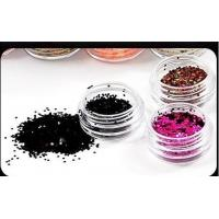 Buy cheap 15 Color Original Nail Art Decoration Tips Colorful Shiny Powder  from wholesalers