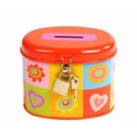 Buy cheap money box,saving box,coin bank,tin box from wholesalers