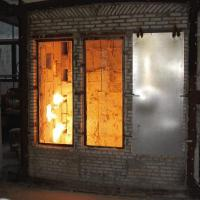 Buy cheap top quality 5-12mm 120 minutes fireproof glass for door from wholesalers