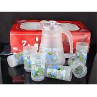 Buy cheap Frosted Glass Drink Set (LFR1701) from wholesalers