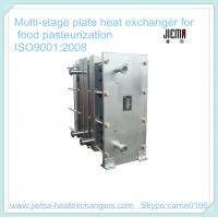Buy cheap Multi-stage Plate Heat Exchanger from wholesalers