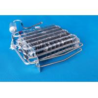 Buy cheap Evaporator Aluminum Fin Heat Exchanger / Finned Tube Type Heat Exchanger from wholesalers