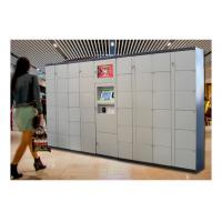 Buy cheap Public Rental Luggage Cabinet Storage Electronic Door Locker Kiosk for Workshop Office from wholesalers