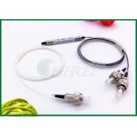 Buy cheap 1550nm C Band 3 ports Fiber Optic Circulator / high power circulator from wholesalers