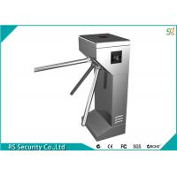 Buy cheap Aesthetic Tripod Turnstile Security System In Wharf Access Managemet from wholesalers