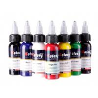 Buy cheap High Quality 7 colors Tattoo Ink Set 1 OZ 30ml Bottle New Tattoo Pigment Set from wholesalers