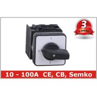 Buy cheap Industrial Universal Change Over Switch For Generator , AC 50HZ 60HZ from wholesalers