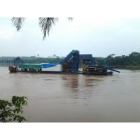 Buy cheap Diesel Power Diamond Dredge Hydraulic System With Pulsating Jigger from wholesalers
