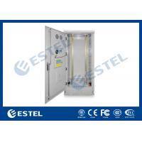 Galvanized Steel Outdoor Electronic Equipment Enclosures Anti-theft Waterproof