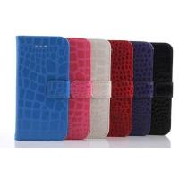 Buy cheap 4.7 Inch Croco Flip Leather Stand Wallet Case For  iPhone 6 Accessory from wholesalers
