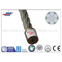 Buy cheap Hot Dipped Galvanized Steel Wire Rope 6x19+FC For Loading / Tugboat / Floating from wholesalers