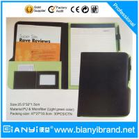 Buy cheap A4 file folder,Pu file folder,business file folder from wholesalers