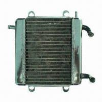 Buy cheap Aluminum Water Cooler, Used as Motorcycle/Roadlouse Engine Cooling System from wholesalers