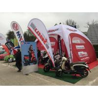 Buy cheap Quick Set Up Inflatable Advertising Tent , Inflatable Advertising Products Waterproof from wholesalers