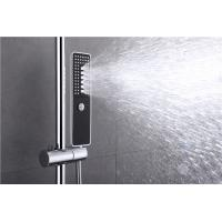 Buy cheap Automatic Thermostat Valve Rain Head Shower Kit , Hand Spray Concealed Thermostatic Mixer Shower from wholesalers
