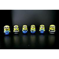 Buy cheap ABS Material Small Minion Figures , Despicable Me Minion Toys For Kids product