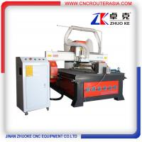 Buy cheap Rack gear Advertising Woodworking CNC Engraving Machine CNC Router ZKM-1218-3 from wholesalers