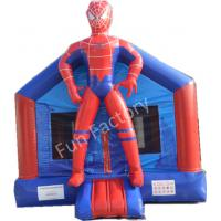 Buy cheap Kids Child Inflatable Bounce House , Inflatable Carton House Indoor Kid Fun Game from wholesalers