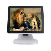Buy cheap Black Metal Vase Power Saving Point Of Sale Computer System For Bookstore from wholesalers