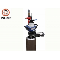 Buy cheap Wellnit Electric pipe beveling machine thick wall pipe beveler from wholesalers