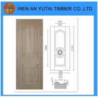 Buy cheap New design  hdf molded veneer door skin use for doors from wholesalers