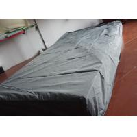 Buy cheap Fire Retardant PVC Mattress Protector King Size Anti Bacterial from wholesalers