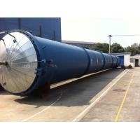 Buy cheap High Temperature Wood Glass Autoclave Door For Glass Industrial , Φ2.8m product