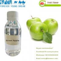 Buy cheap Factory specializing high quality USP grade PG based concentrate Green Apple flavors for E-liquid product