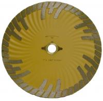Buy cheap Cold Press Diamond Saw Blades , Turbo Sintered Diamond Stone Cutting Blades from wholesalers